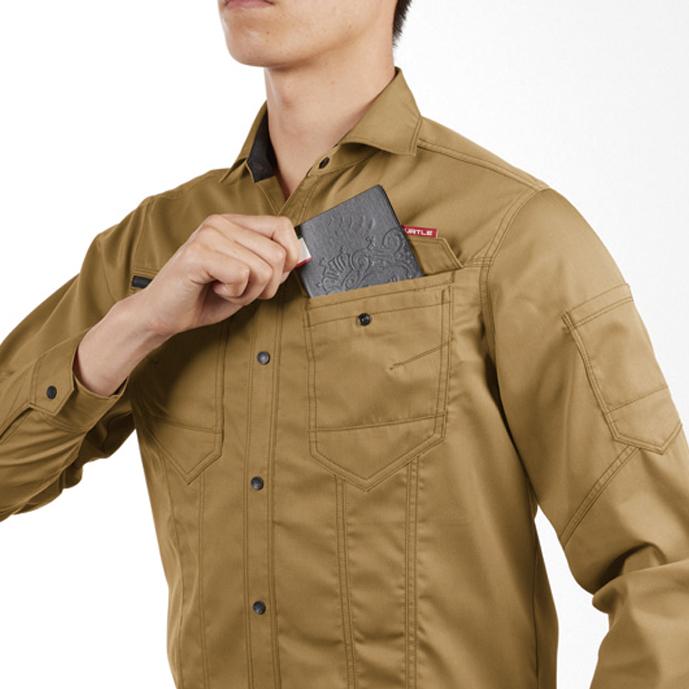 レベルブック 収納ポケット ( 左・深さ20cm)