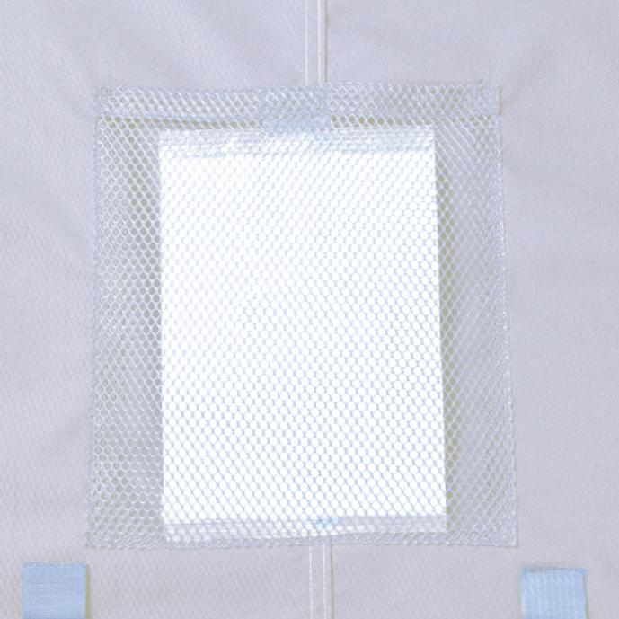 保冷剤用メッシュポケット