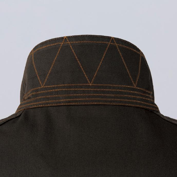 衿裏飾りステッチ