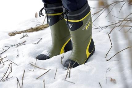 ジーベック 安全靴【安全長靴】85710