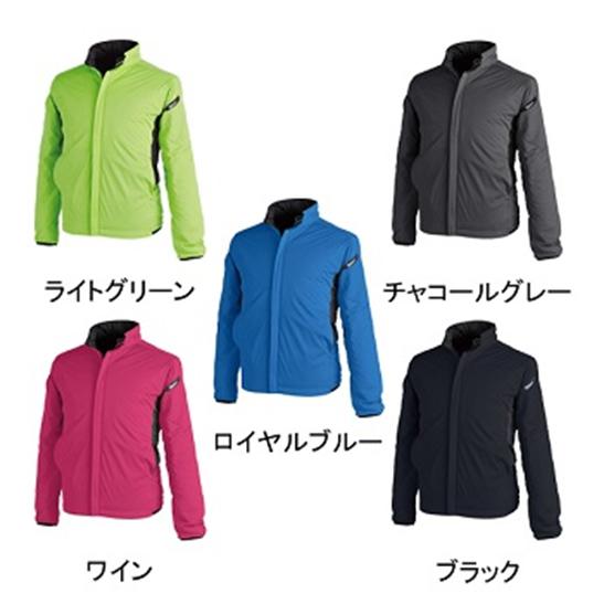 秋冬作業服 防風ストレッチライトウォームジャケット 846626