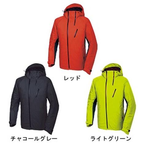 秋冬作業服 防水防寒ジャケット 2204