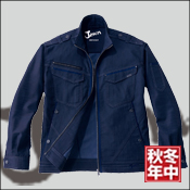【JAWIN(ジャウィン)】【秋冬作業服】ストレッチジャンパー52600