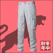 【寅壱】【秋冬年中作業服】カーゴパンツ 3922-219