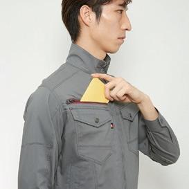 レベルブック収納ポケット(深さ21cm)