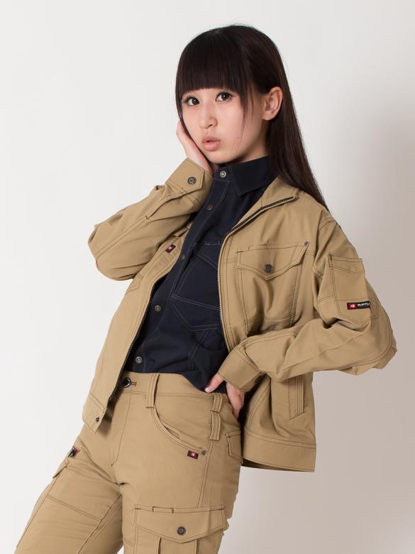 【BURTLE(バートル)】【春夏作業服】レディースカーゴパンツ7049