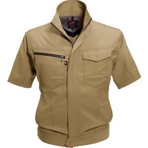 7092 半袖ジャケット
