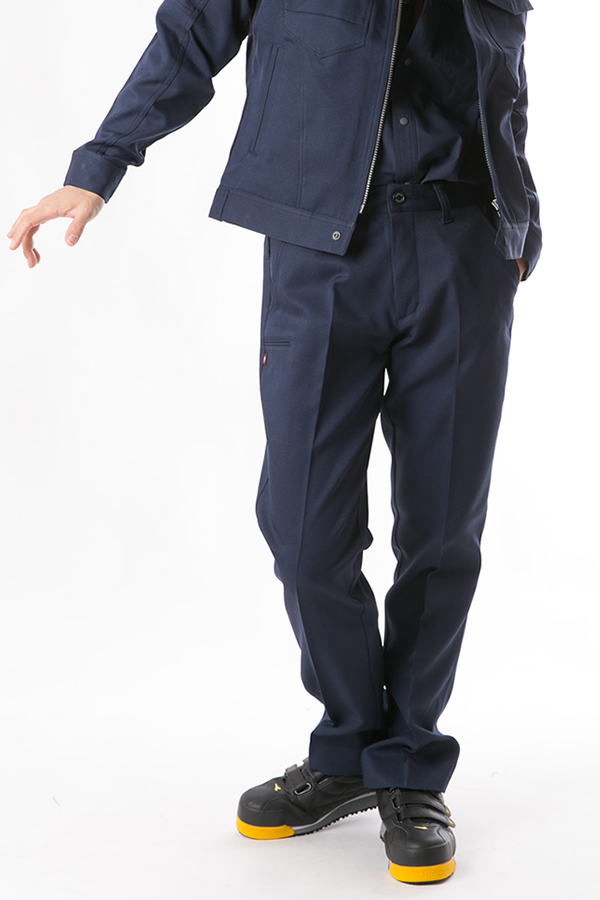 【BURTLE(バートル)春夏作業服】 ユニセックスパンツ 7097
