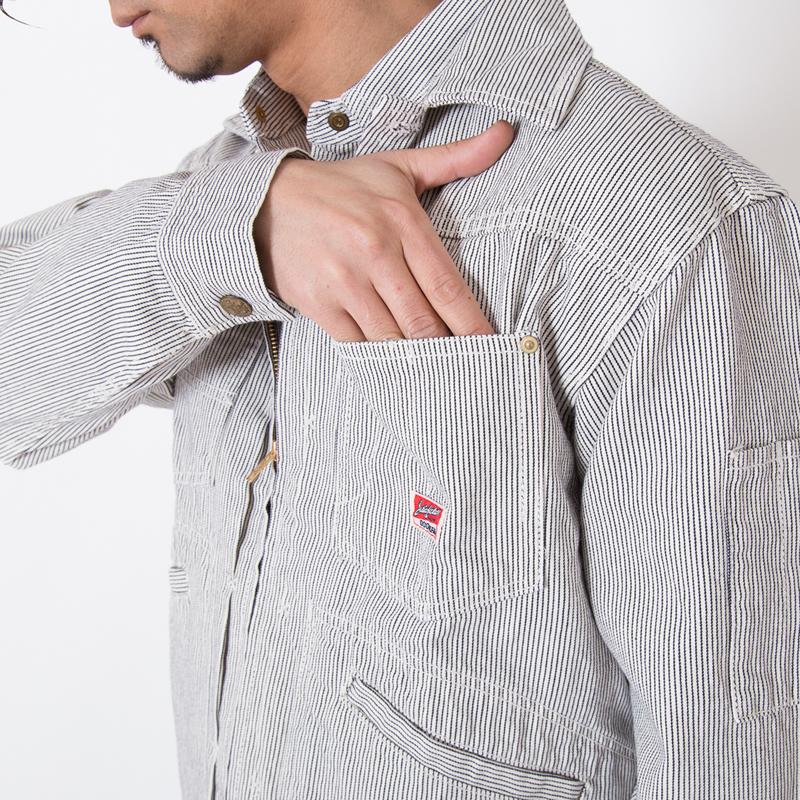左左胸ポケット
