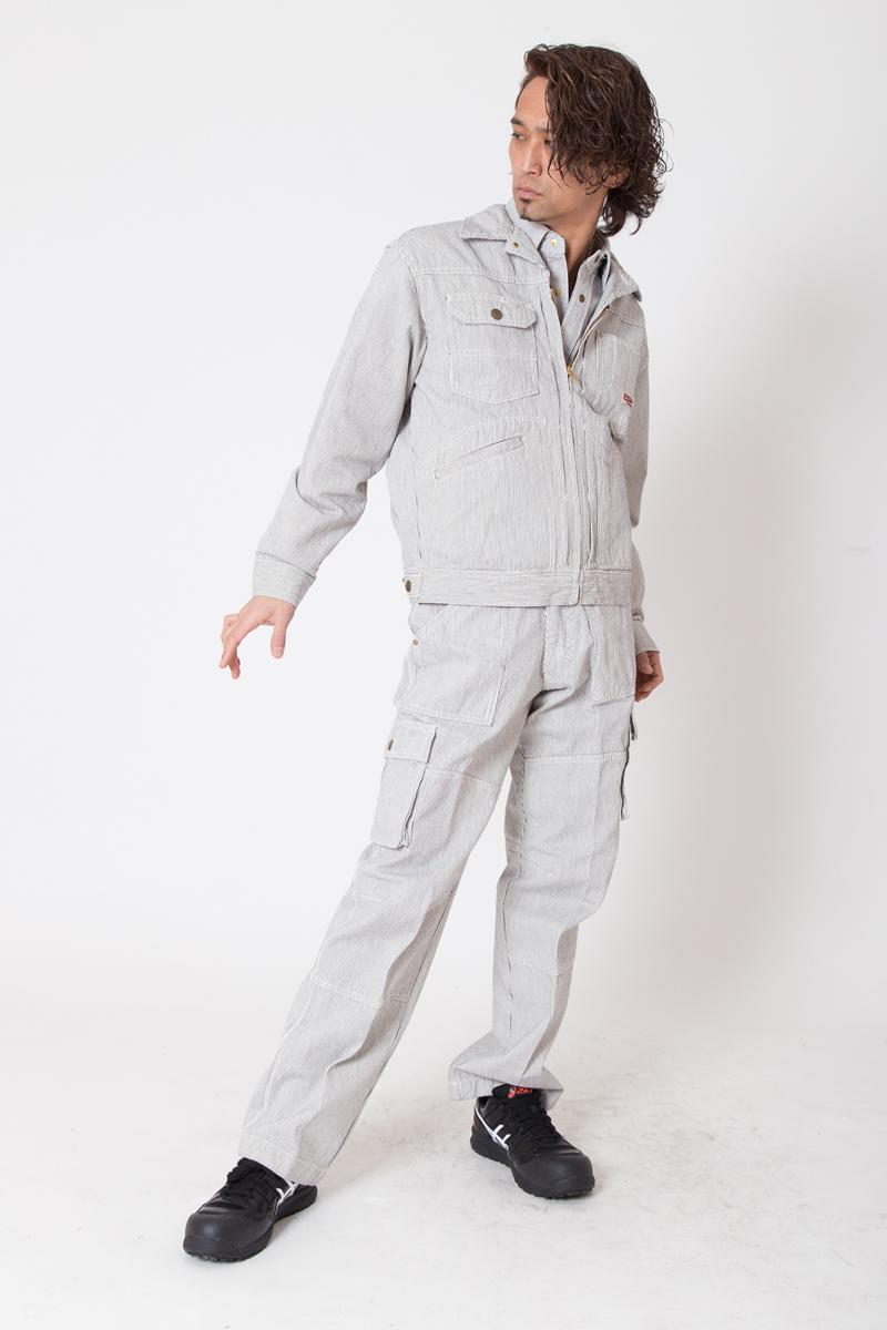【ドッグマン】【秋冬作業服】 長袖ジャンパー 8117