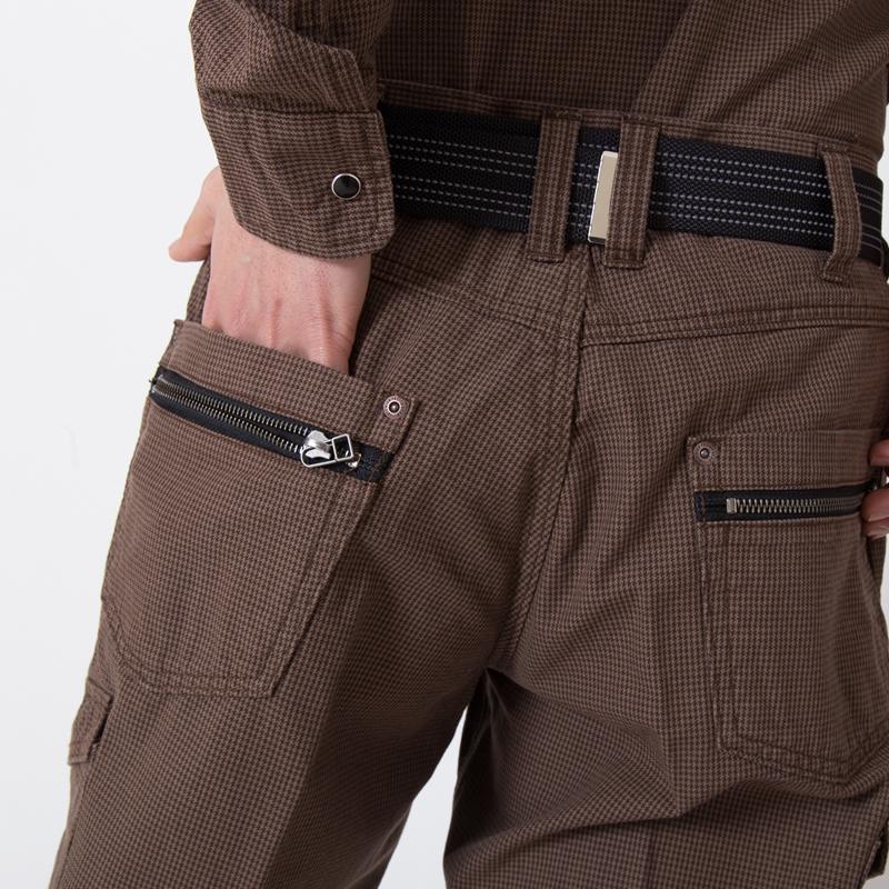 左バックポケット