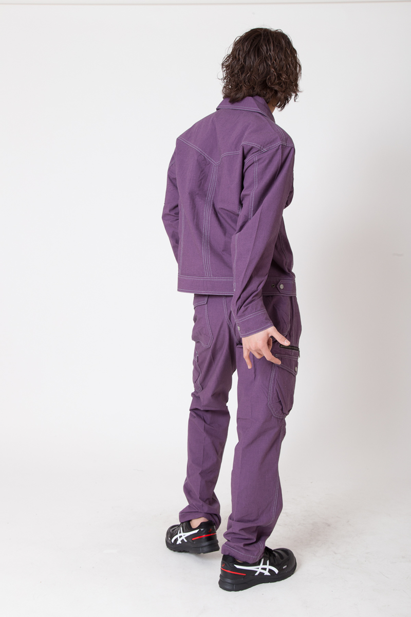 【ドッグマン】【春夏作業服】 カーゴパンツ 8415