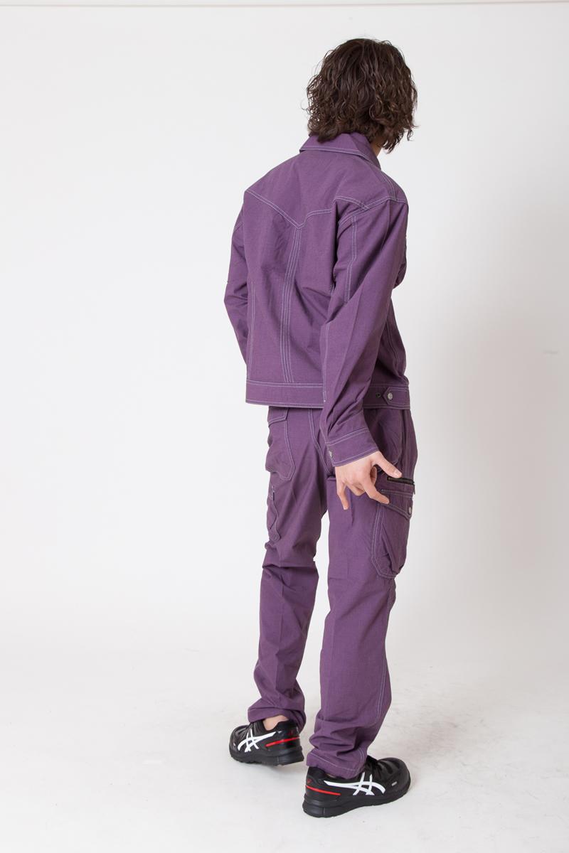 【ドッグマン】【春夏作業服】 長袖ジャンパー 8417