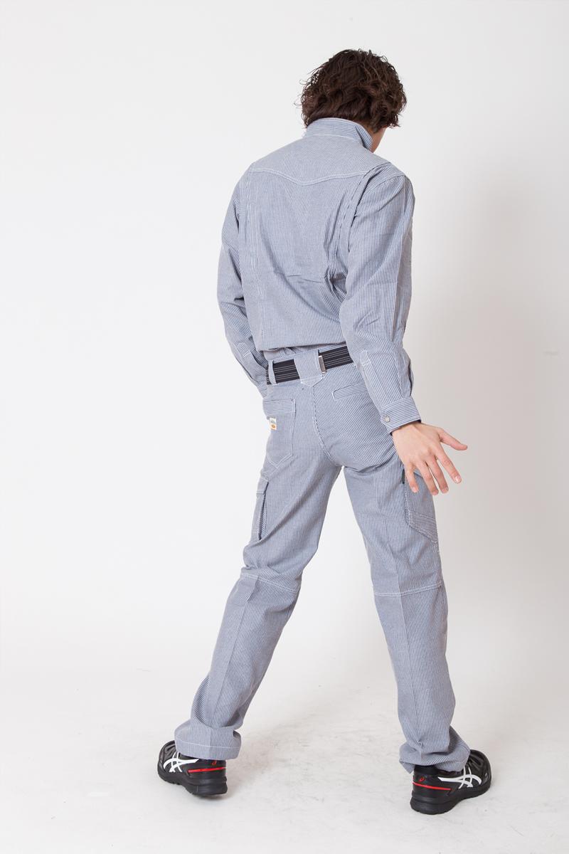 【ドッグマン】【秋冬作業服】 カーゴパンツ 8515
