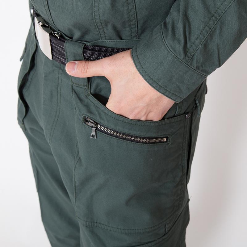 左フロントポケット