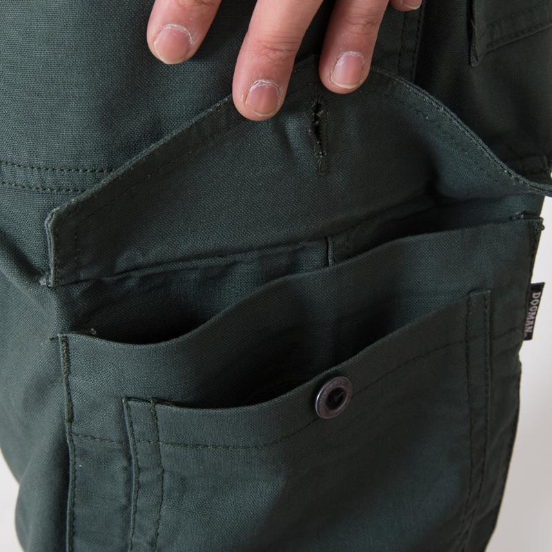 左サイド内ポケット