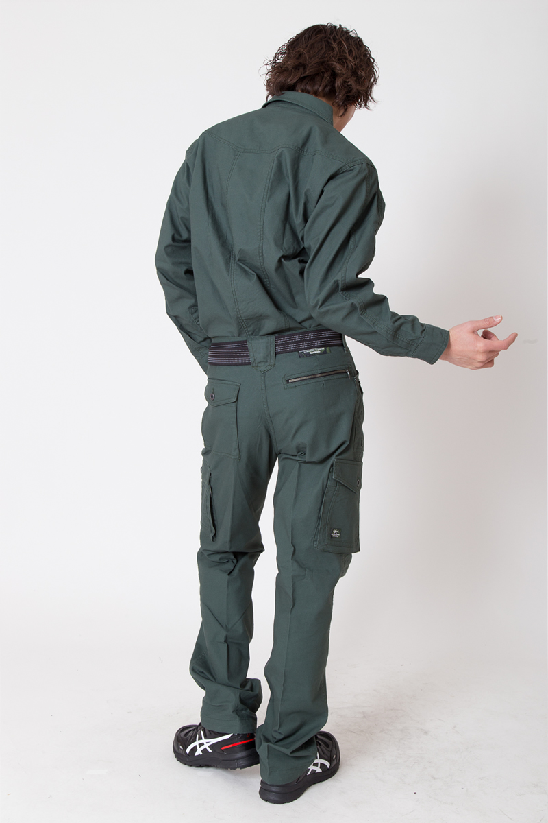 【ドッグマン】【秋冬作業服】 カーゴパンツ 8555