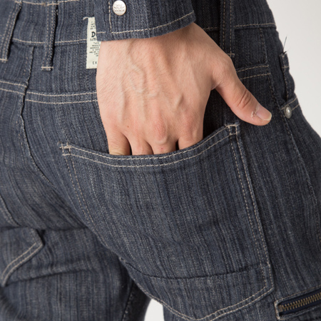 右後ろバックポケット