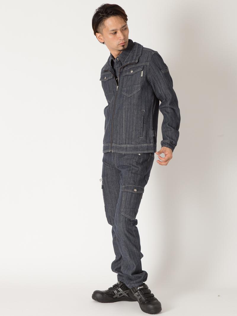 【DOGMAN(中国産業)】 【秋・冬作業服】 長袖ブルゾン8677