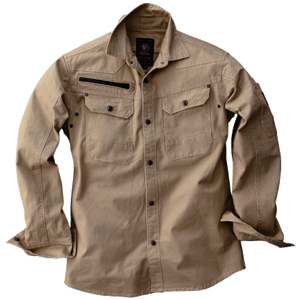 ERX-106 ソリッドシャツ