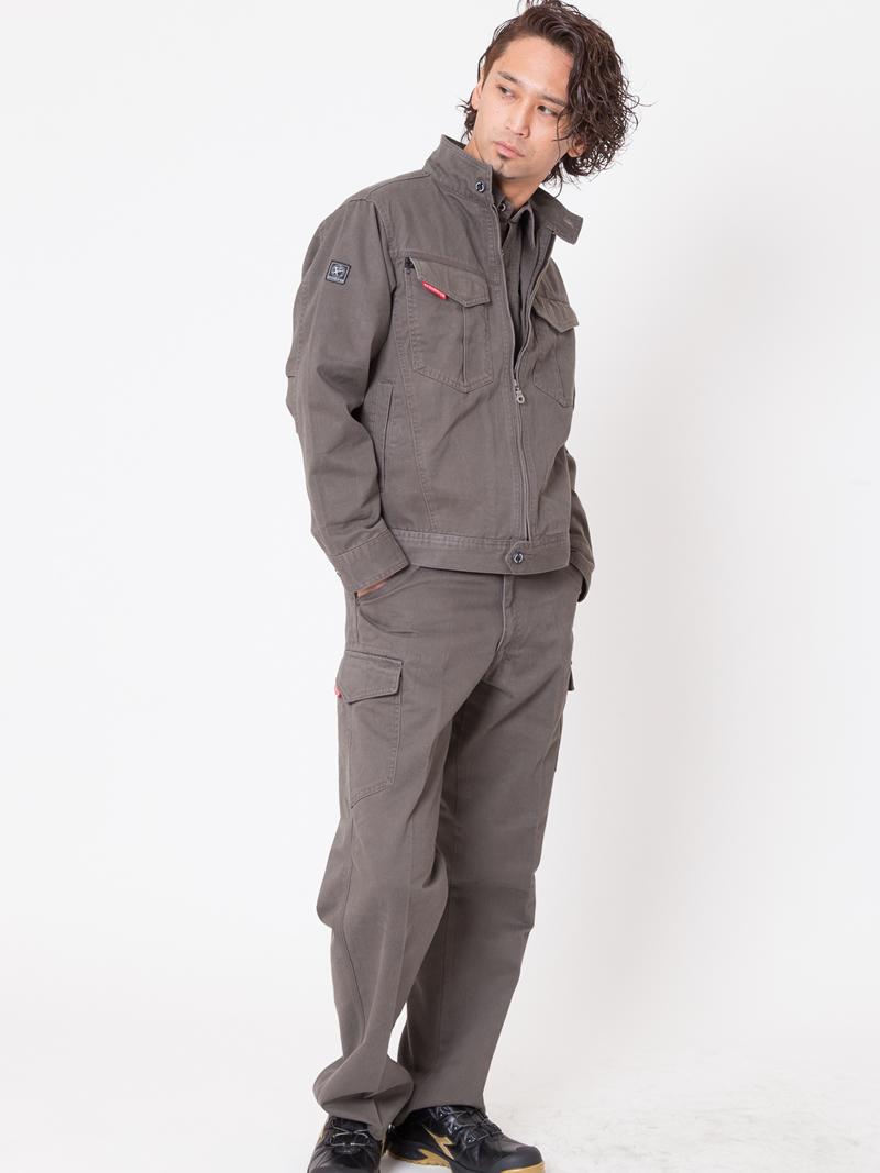 【イーブンリバー】【秋冬・年中作業服】ブルゾン SR-3007