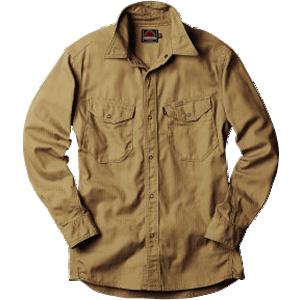 US-206 へリンボンシャツ