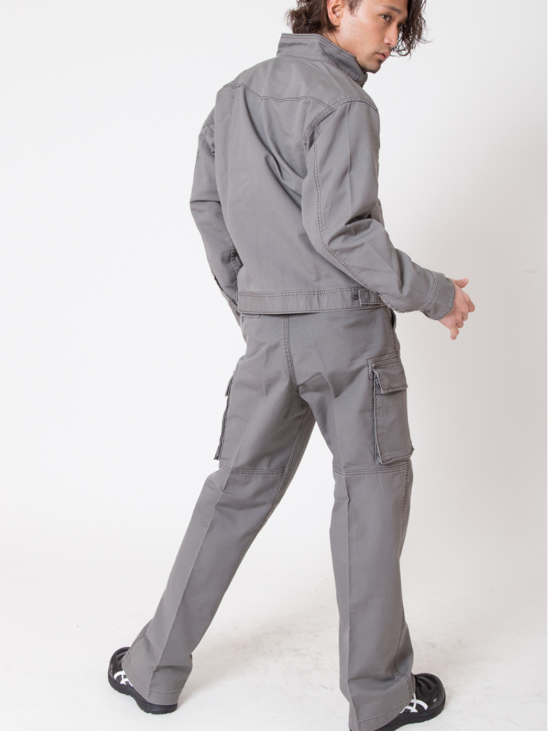 【イーブンリバー】【秋冬・年中作業服】ジャーマンカーゴ US-502