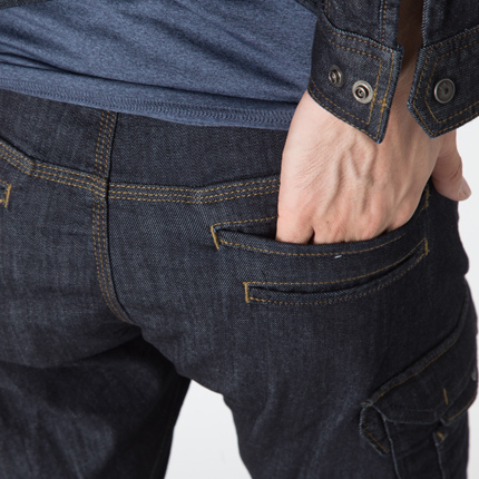 バック両サイドポケット