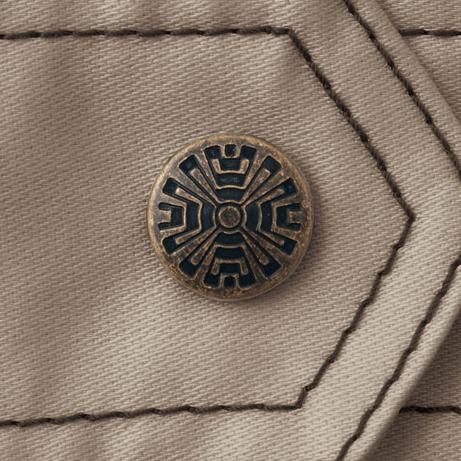 袖カフスボタン