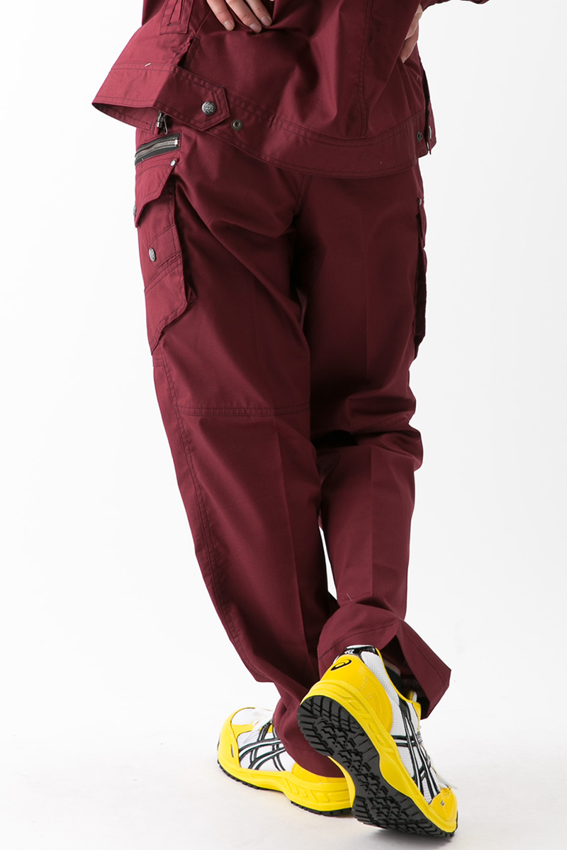 【JAWIN】【秋冬作業服】ノータックカーゴパンツ52102