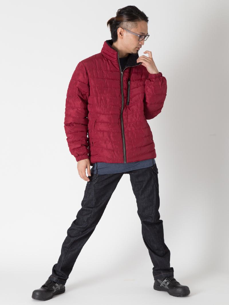 【JAWIN】【秋冬年中作業服】防寒ジャンパー58500