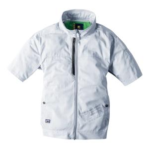 超消臭ポリエステルA.S半袖ジャケット#10095