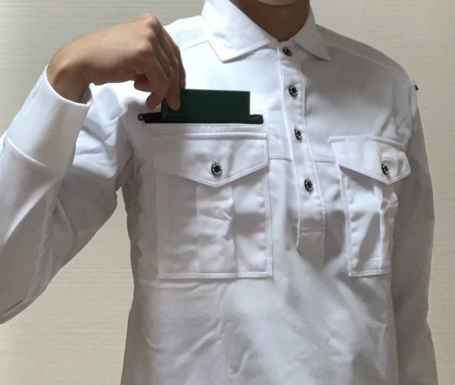 胸ポケット(705)