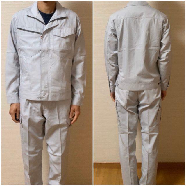 ジャケット着用(7091)