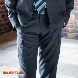 【BURTLE(バートル)】【秋冬年中作業服】カーゴパンツ 7082