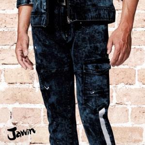 【JAWIN(ジャウィン)秋冬年中作業服】ストレッチカーゴパンツ 52902