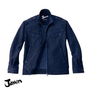 【JAWIN(ジャウィン)秋冬年中作業服】ストレッチジャンパー52600