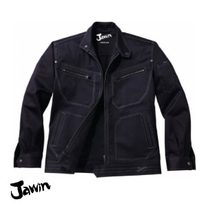 【JAWIN(ジャウィン)秋冬年中作業服】ストレッチジャンパー 52500