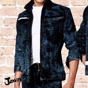 【JAWIN(ジャウィン)秋冬年中作業服】ストレッチジャンパー5 2900