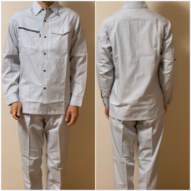 長袖シャツ着用(7091)