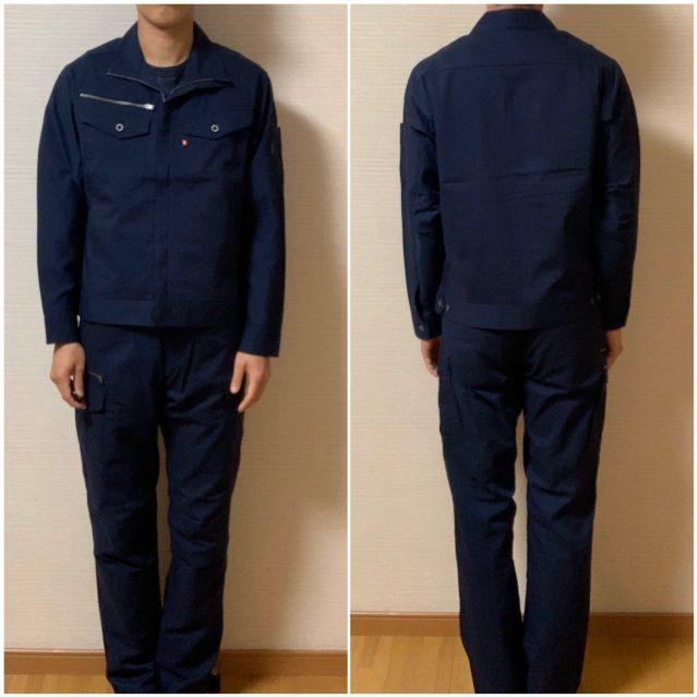 ジャケット着用(9081)