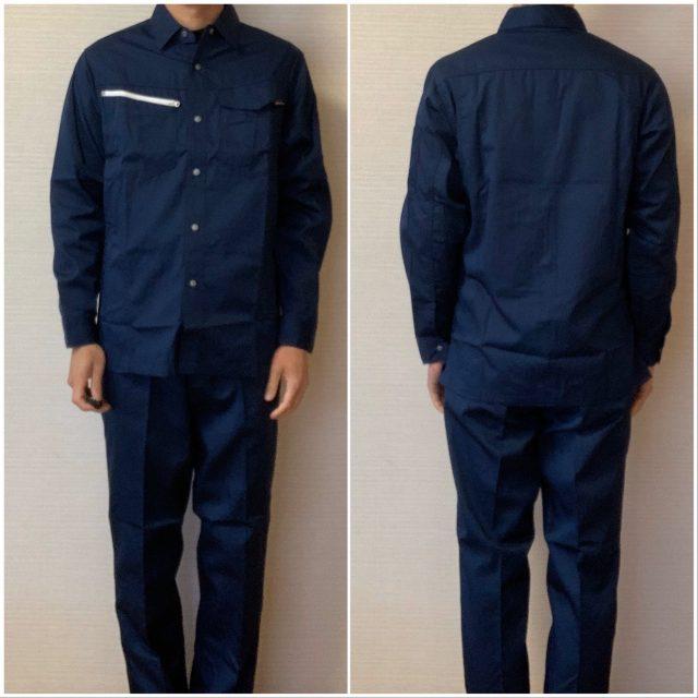 長袖シャツ着用(6081)
